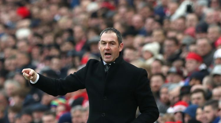 Paul Clement focused on Swansea's survival fight after winning managerial award