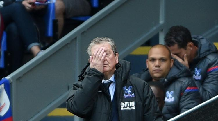 Roy Hodgson upbeat about Palace's survival chances despite losing start