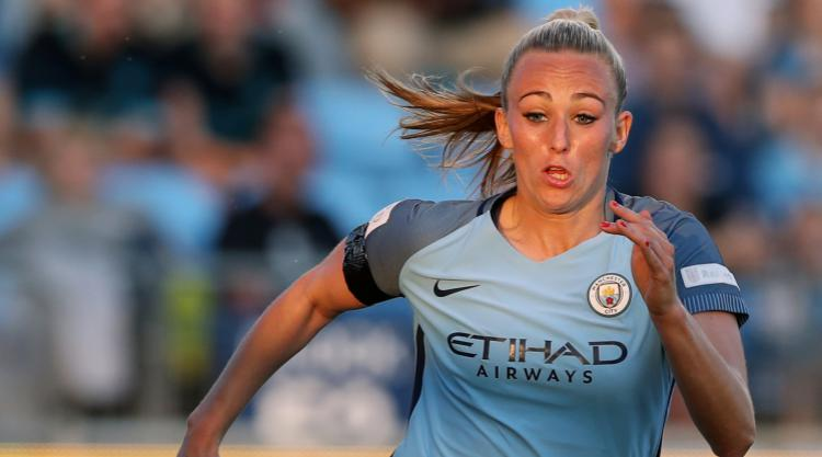 Duggan strike steers Manchester City Women to victory
