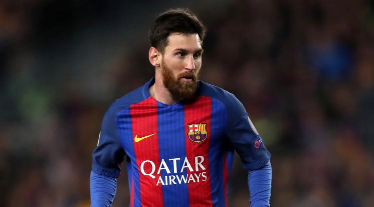 Lionel Messi scores twice as Barcelona run riot against Osasuna