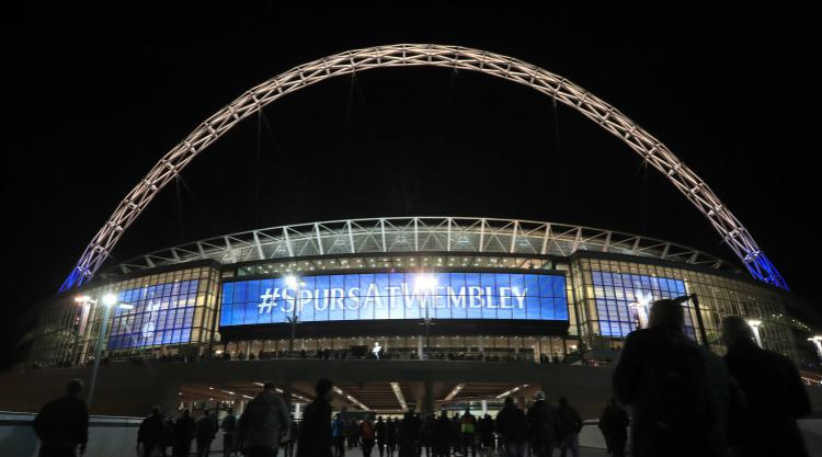 Tottenham confirm home matches in 2017/18 will be played at Wembley