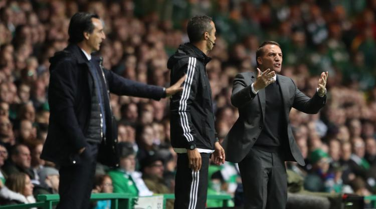Rodgers: Celtic played like under-12 side at times in defeat to PSG