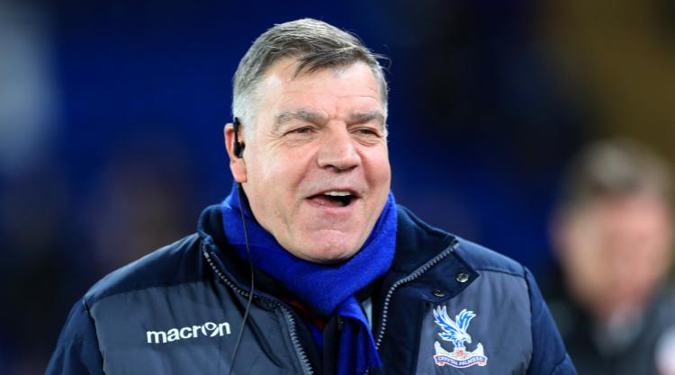 Sam Allardyce looking for Crystal Palace to build on FA Cup victory
