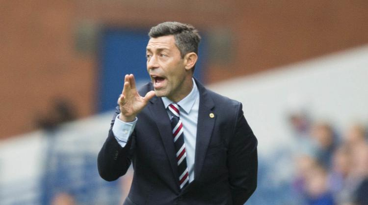 Pedro Caixinha urges Rangers to put on a show against Sheffield Wednesday