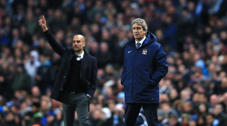 Pellegrini: Manchester City boss Guardiola learning how hard life is in England