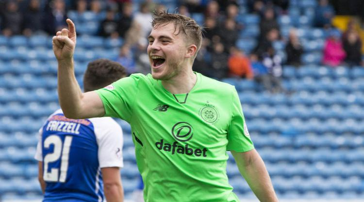 Much-changed Celtic beat Kilmarnock to remain top of Premiership table