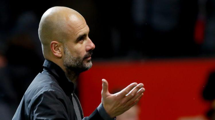 Pep Guardiola defends Manchester City celebrations at Old Trafford