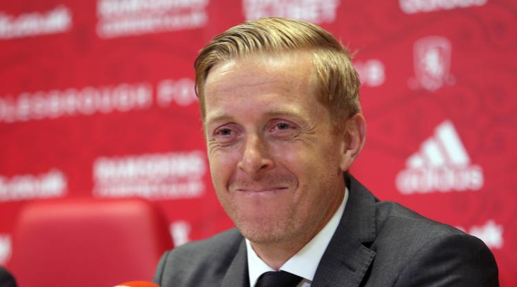Garry Monk's first home game in charge of Boro to be televised