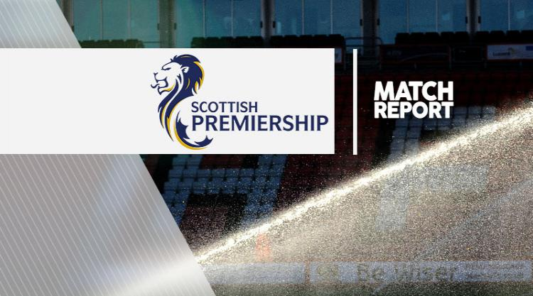 St Johnstone 1-0 Partick - 19-Aug-2017  : Match Report